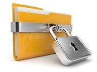 Как поставить на папку пароль