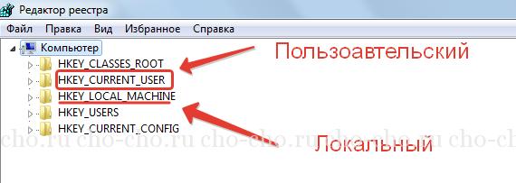 как убрать автозапуск программ на windows 7