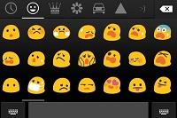 Как в Инстаграме ставить смайлики