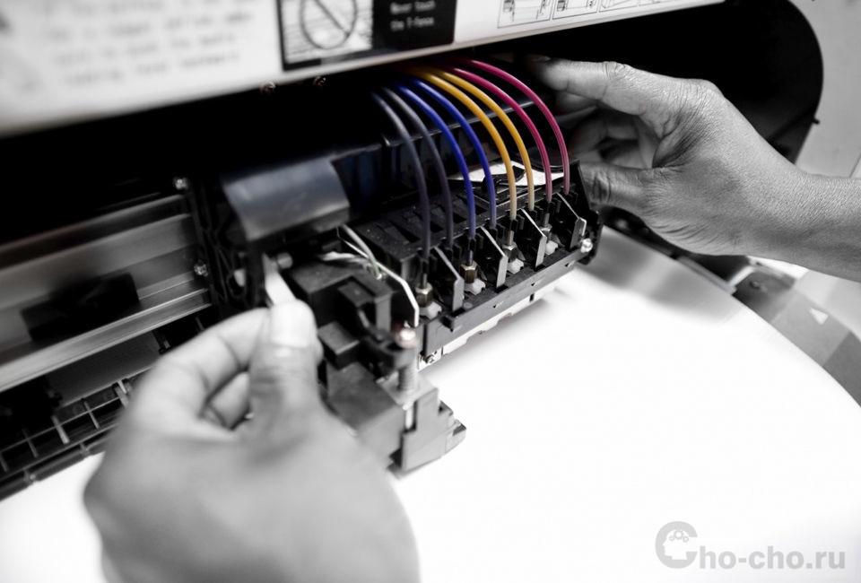 как подключить usb принтер к компьютеру