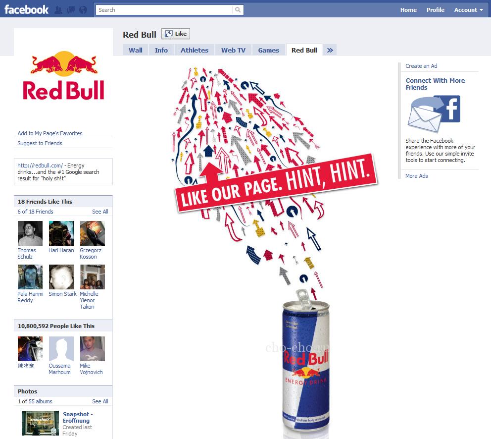 как создать страницу в фейсбук для компании