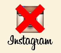 Как удалить Инстаграм аккаунт