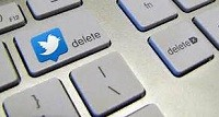 Как удалить твиттер аккаунт