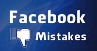 Ошибки при продвижении в Facebook